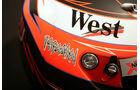 Kimi Räikkönen Helm GP Monaco 2005 Diamanten