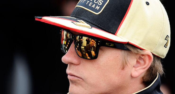 Kimi Räikkönen - Lotus - Formel 1 - GP Kanada - 6. Juni 2013