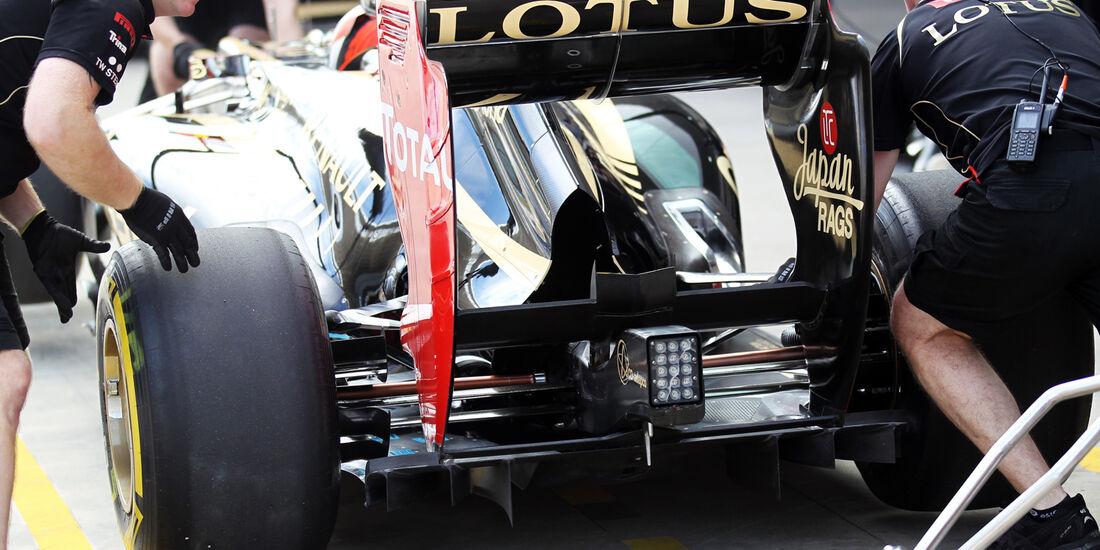 Kimi Räikkönen - Lotus - Formel 1 - GP Korea - 12. Oktober 2012