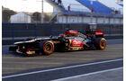 Kimi Räikkönen - Lotus - Formel 1 - Test - Jerez - 7. Februar 2013