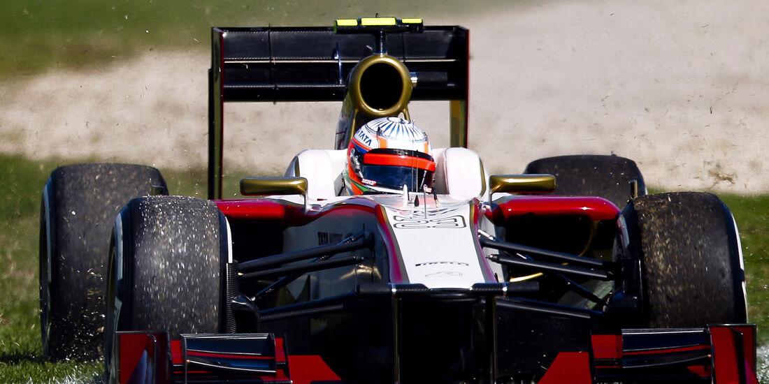 Kimi Räikkönen - Lotus - GP Australien - Melbourne - 17. März 2012
