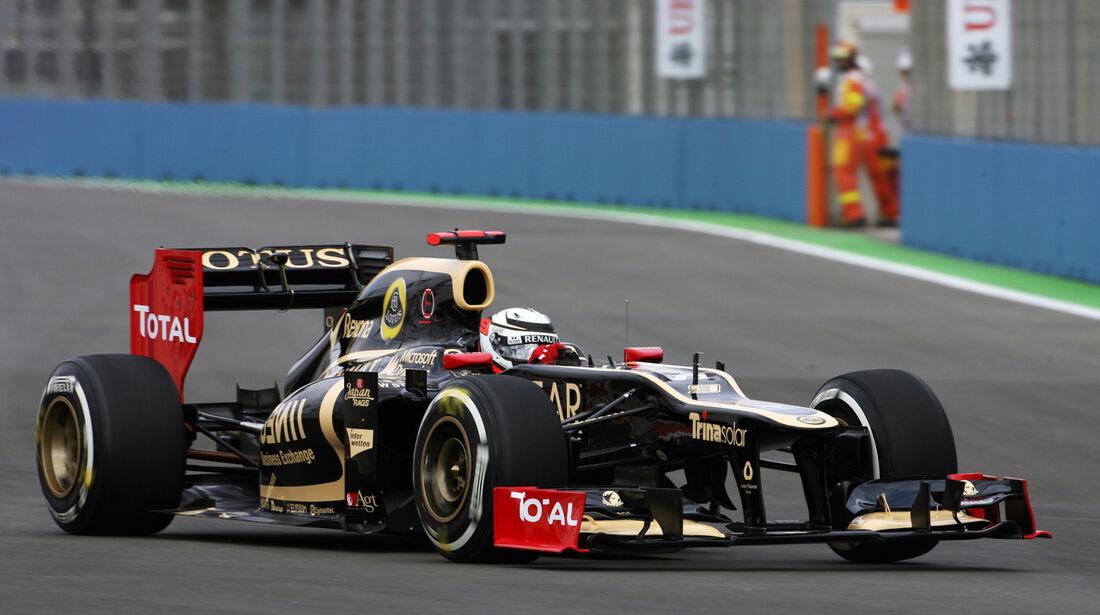 Kimi Räikkönen - Lotus - GP Europa - Formel 1 - Valencia - 22. Juni 2012