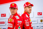Kimi Räikkönen & Sebastian Vettel - Formel 1 - GP USA - Austin - 18. Oktober 2018