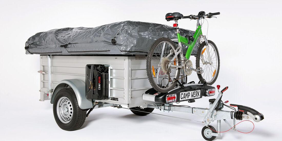 Klappzelt Campinganhänger Anhänger Off-Road Geländewagen