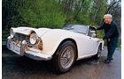 Klassiker im Alltag, Triumph TR 4