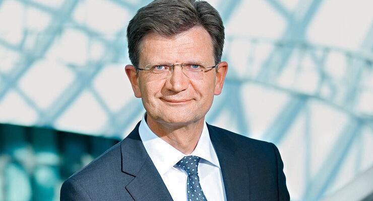 Klaus Fröhlich, BMW-Entwicklungsvorstand