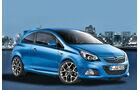 Kleinwagen, Serie, Opel Corsa OPC
