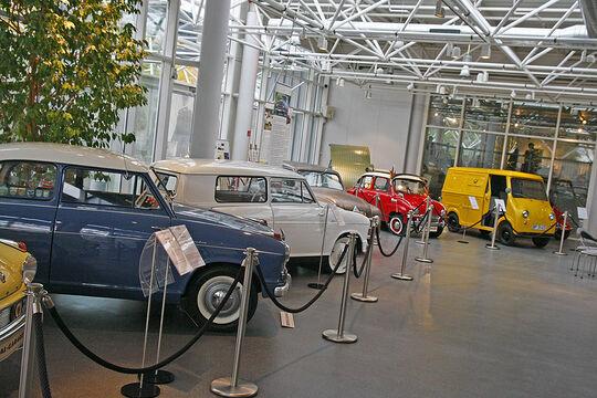 Kleinwagenausstellung