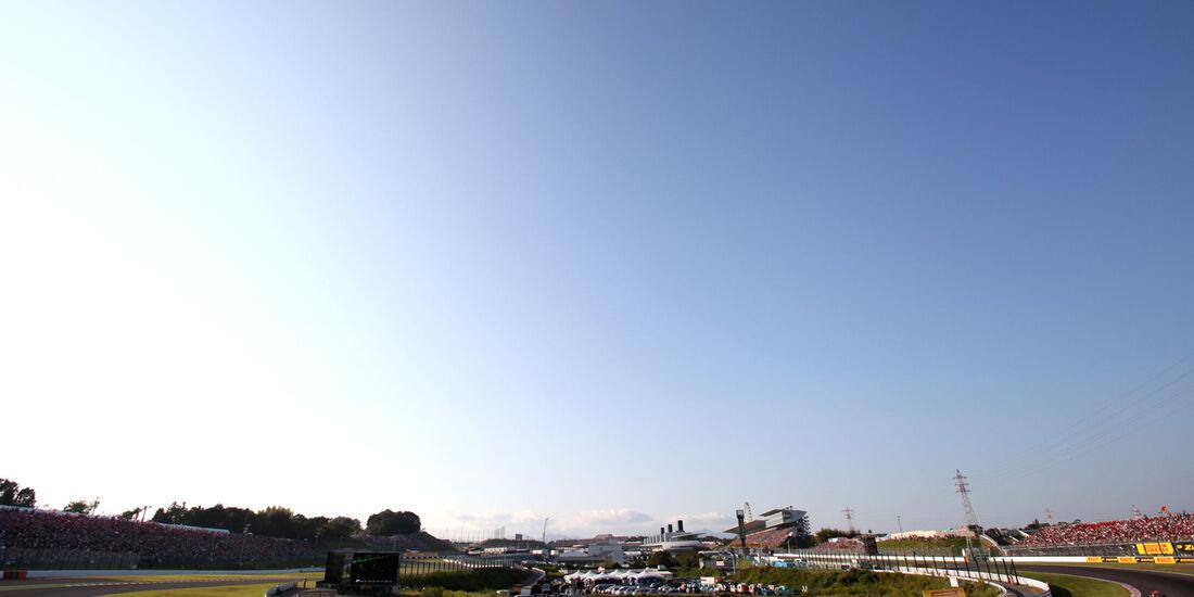 Kobayashi & Button GP Japan 2012