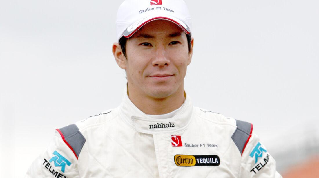 Kobayashi Porträt 2011