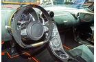 Koenigsegg One:1, Cockpit, Exoten, Genfer Autosalon 2014