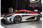 Koenigsegg One:1, Genfer Autosalon, Messe 2014