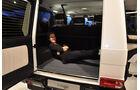 Kofferraum Mercedes G-Klasse
