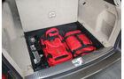 Kofferraumvolumen Test, Mercedes  E T-Modell, Kofferraum