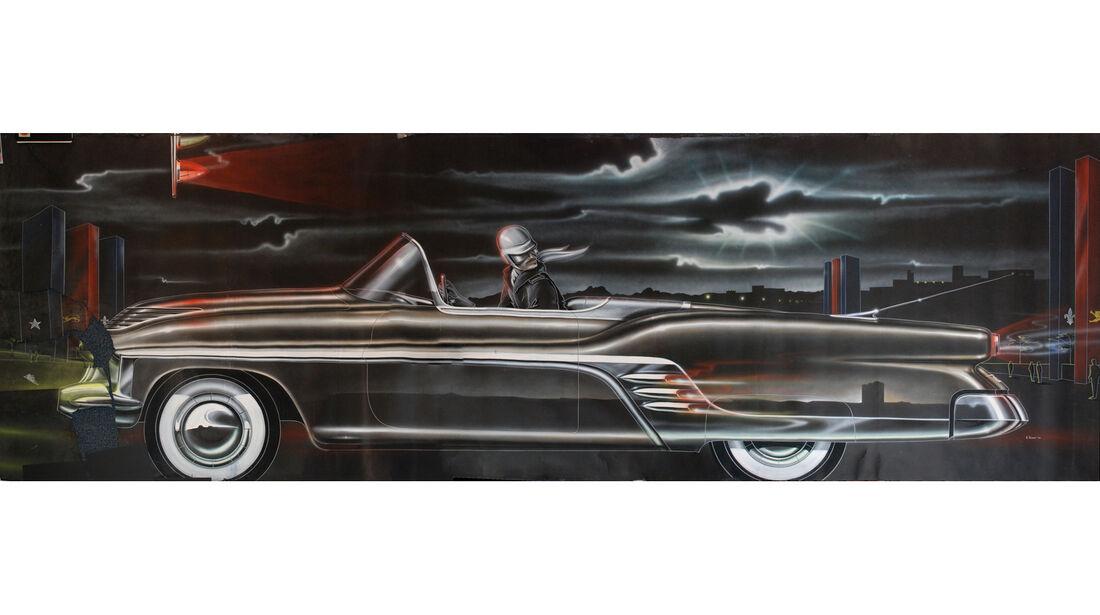 Konzeptfahrzeug, Cadillac Convertible