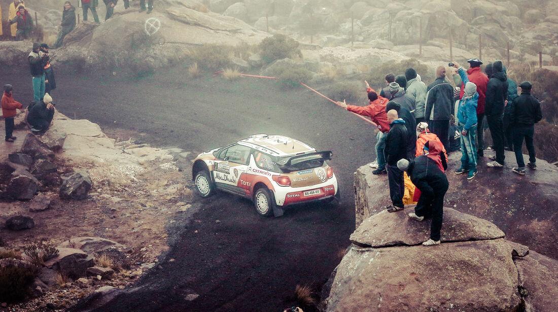 Kris Meeke - Rallye Argentinien - WRC 2014