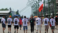 Kubica-Fans