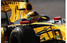 Kubica - Pirelli Test