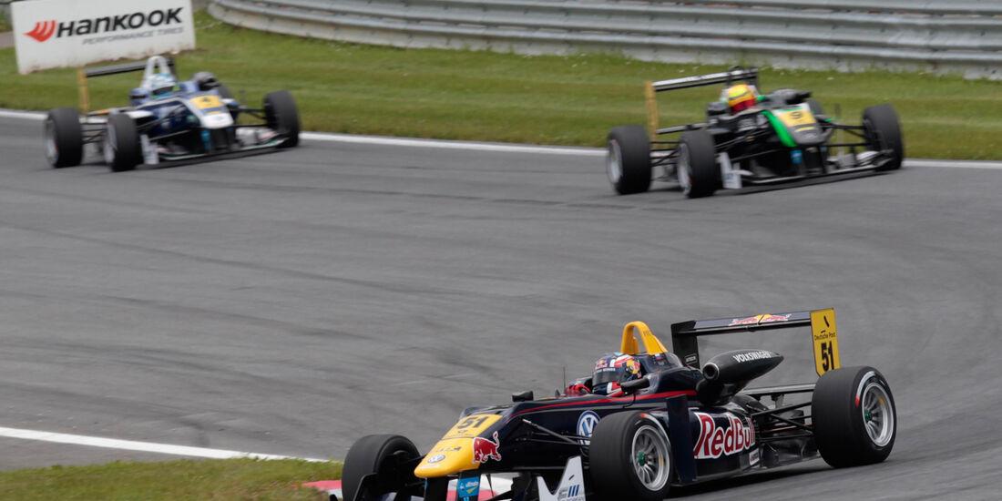 Kvyat - Formel 3 - Spielberg - 2013
