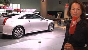 L.A. Auto Show Birgit Priemer Rundgang