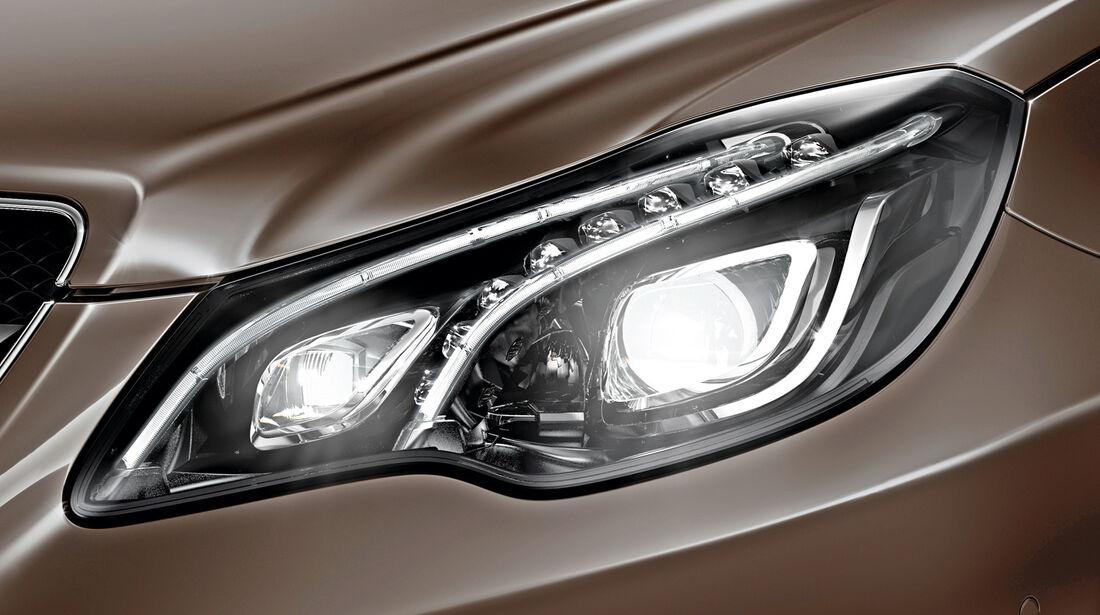 LED-Licht, Mercedes