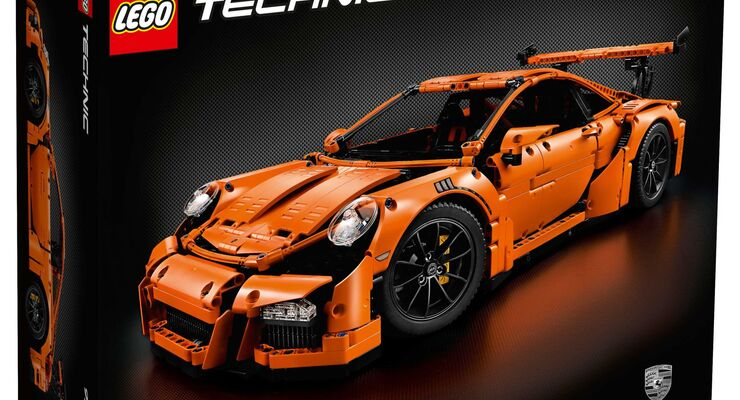 porsche 911 gt3 rs als lego bausatz sportwagen aus. Black Bedroom Furniture Sets. Home Design Ideas