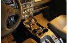 Lada 4x4 Urban, Schalthebel
