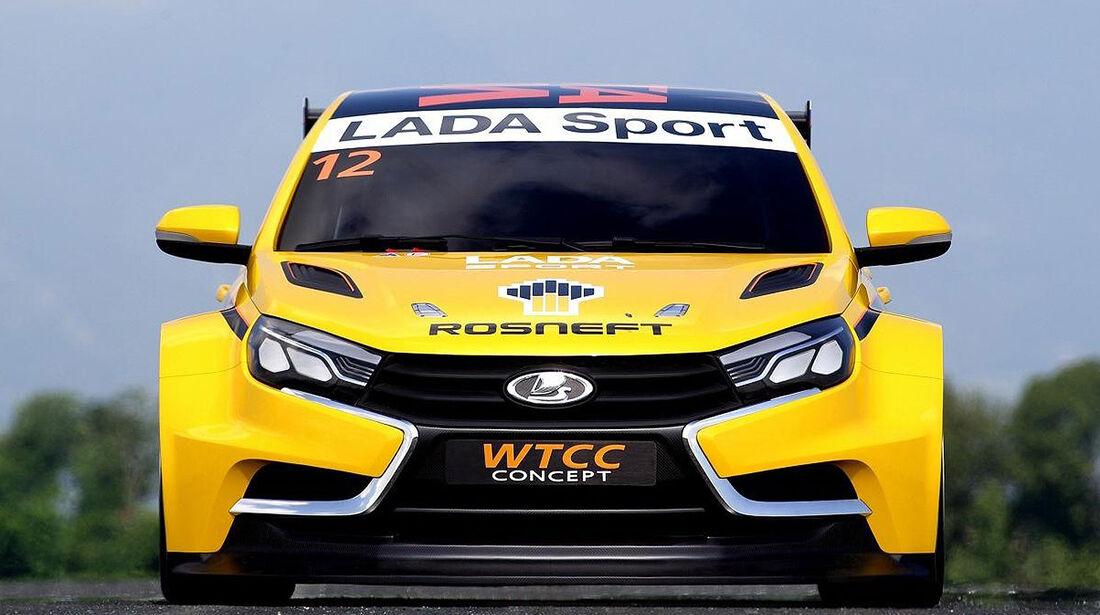 Lada Vesta WTCC Concept 2014