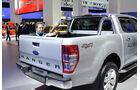 Ladefläche Ford Ranger