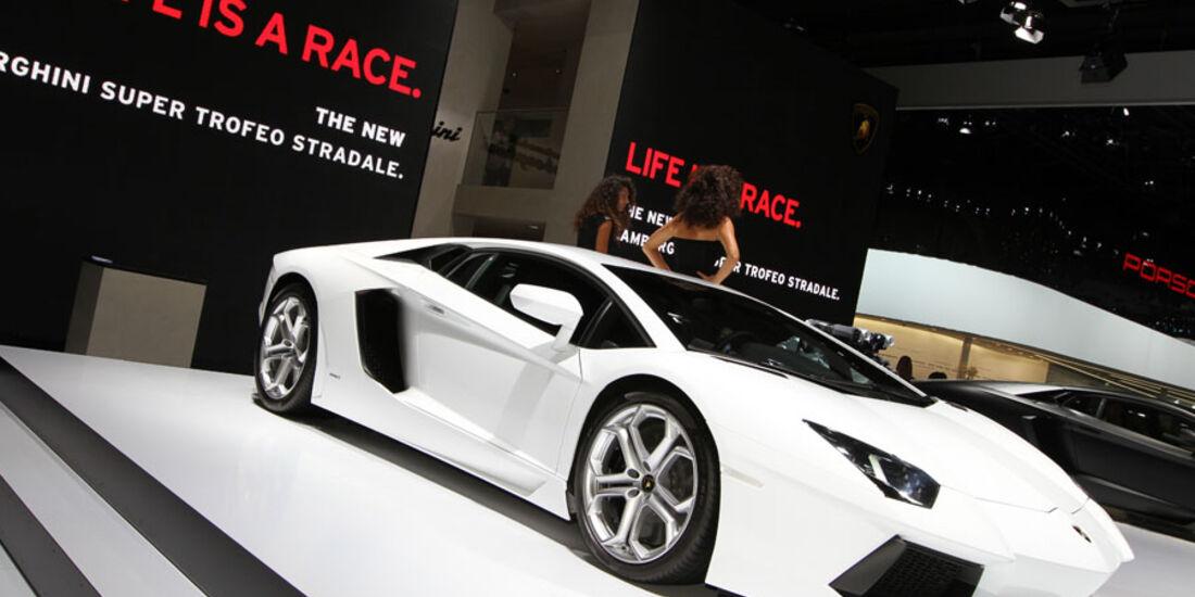 Lamborghini Aventador IAA