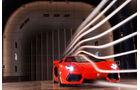 Lamborghini Aventador LP 700-4, Front, Windkanal