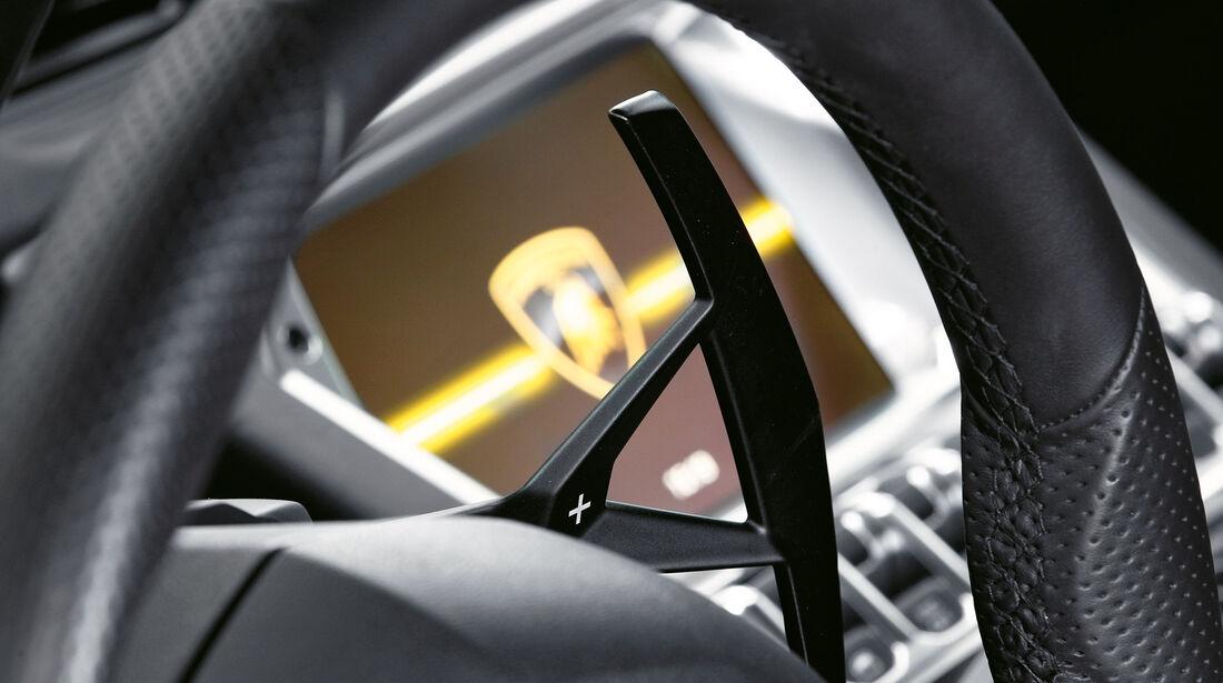 Lamborghini Aventador LP 700-4, Wippschalter