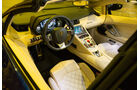 Lamborghini Aventador Roadster, Cockpit