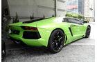Lamborghini Aventador Singapur 2012