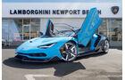 Lamborghini Centenario Roadster - Newport Beach Supercar Show 2018