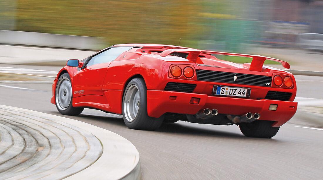 Lamborghini Diablo In Der Kaufberatung Supersportler Fur Betuchte