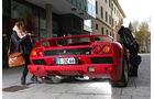 Lamborghini Diablo VT Roadster, Heck, Heckspoiler