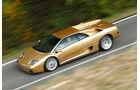 Lamborghini Diabolo 6.0 S.E., Seitenansicht, Überlandfahrt