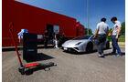 Lamborghini Gallardo LP 570-4 Squadra Corse, Testaufbau