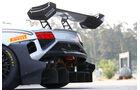 Lamborghini Gallardo Super Trofeo, Heckspoiler