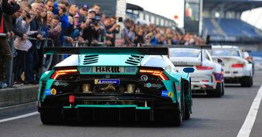 Lamborghini Huracán GT3 - Startnummer #7 - VLN 2018 - Langstreckenmeisterschaft - Nürburgring-Nordschleife