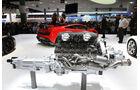 Lamborghini IAA 2011 Atmosphäre