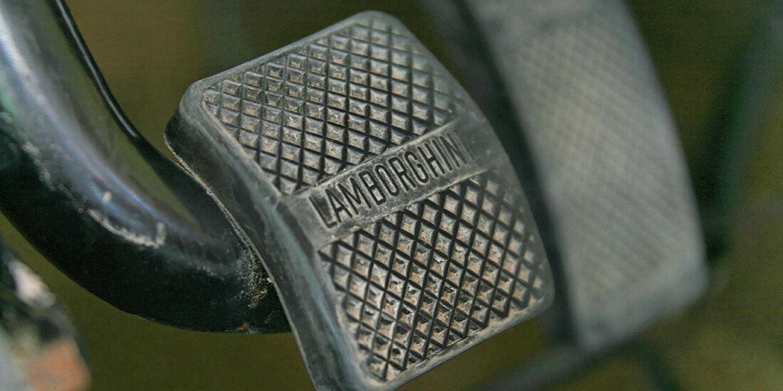 Lamborghini LM 002 Kupplungspedal