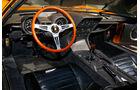 Lamborghini Miura P 400, Cockpit