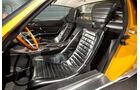 Lamborghini Miura P 400, Innenraum, Detail