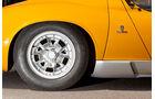 Lamborghini Miura P 400, Rad, Felge