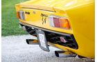 Lamborghini Miura P 400 SV, Auspuff, Endrohre