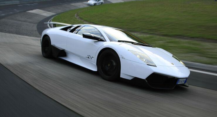 Lamborghini Murciélago LP 670-4 Super Veloce