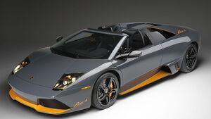 Lamborghini. Murciélago, LP650-4, Roadster, Special Edition, Sondermodell