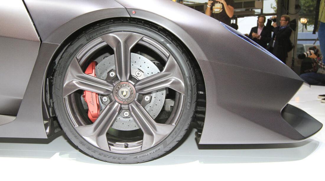 Lamborghini Sesto Elemento So Kommt Die Kleinserie Auto Motor Und